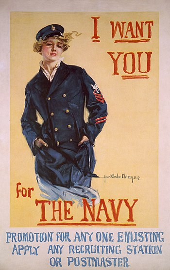 I want you for the Navy promotion for anyone e...
