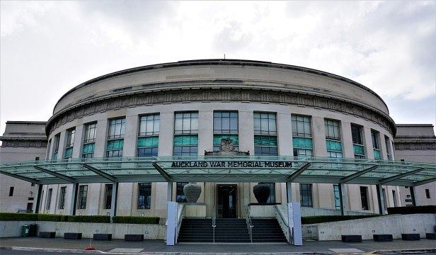 Auckland War Memorial Museum - Tāmaki Paenga Hira - External
