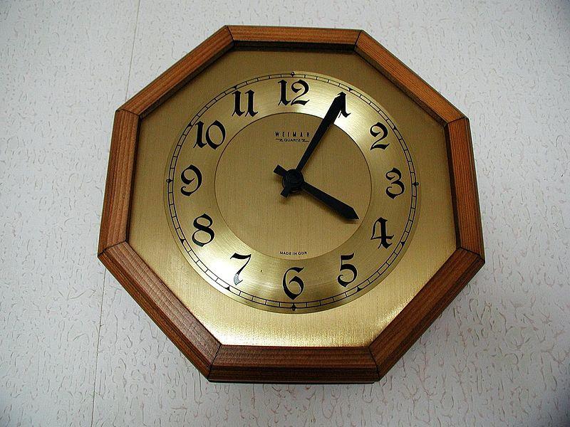 File:Clock analog clock.jpg