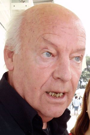 English: Eduardo Galeano at Madrid Feria del L...
