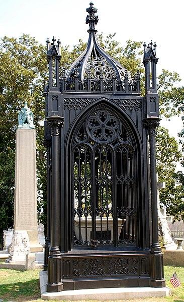File:James Monroe Grave.JPG