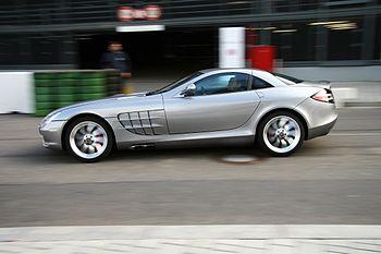 Mercedes-Benz SLR (C199)