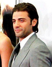 Oscar Isaac at the New York Premiere of Won't Back Down, September 2012.jpg