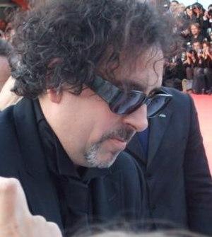 """Tim Burton alla 64 """"Mostra del cinema&quo..."""