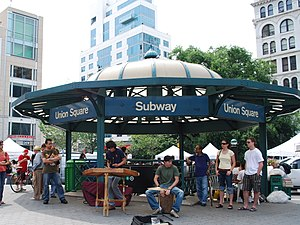 14th Street – Union Square (New York City Subway)