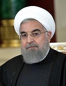 Rohani presidente de Irán denuncia que el Sionismo está detrás de todos los conflictos de esa región