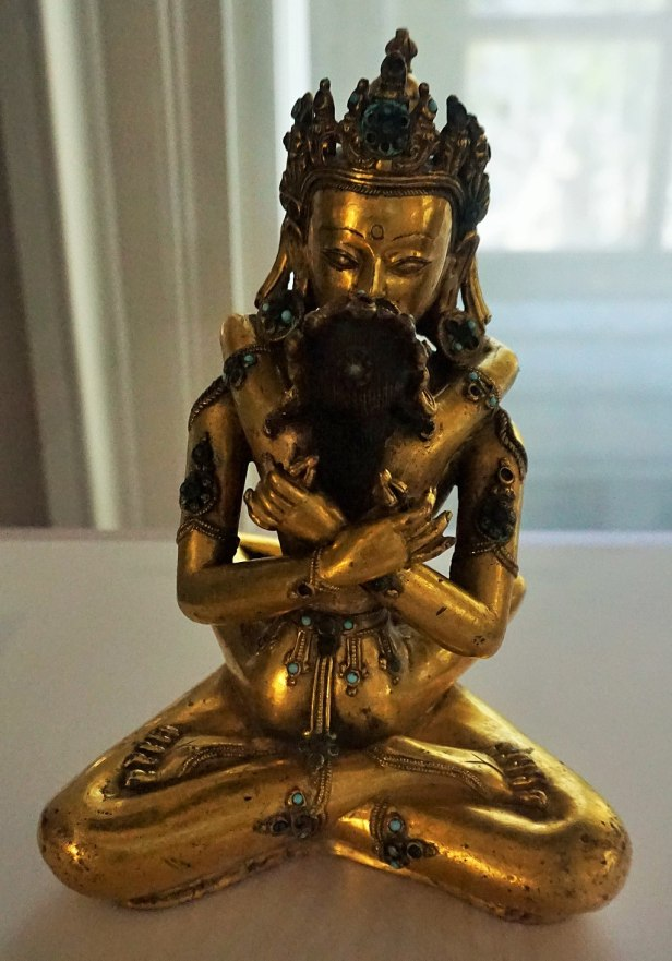 Asian Civilisations Museum - Joy of Museums - Vajradhara and Prajna