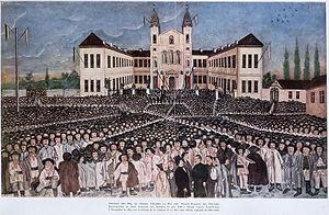 Imagini pentru adunarea de la blaj 1848