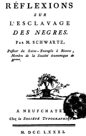 R 233 Flexions Sur L Esclavage Des N 232 Gres Wikisource