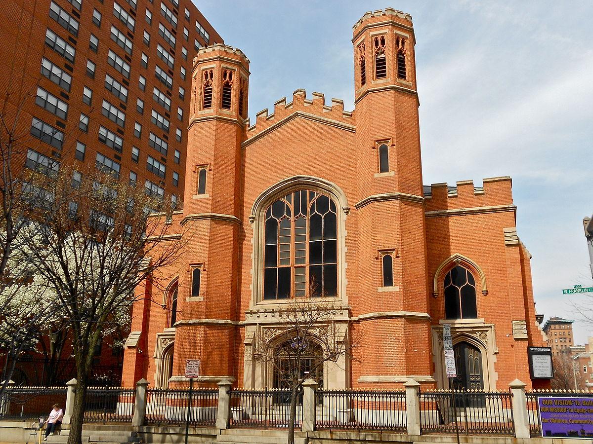 Franklin Street Presbyterian Church And Parsonage Wikipedia