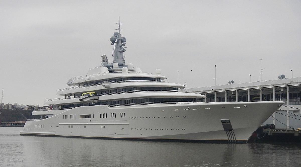 List Of Motor Yachts By Length Wikipedia