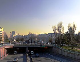 Porte De Saint Cloud Wikip 233 Dia