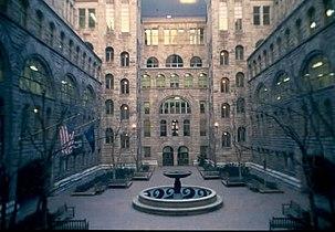Alleghany Court House 5