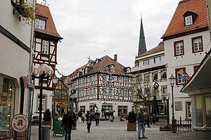 Alzey Rossmarkt (Horse Market)