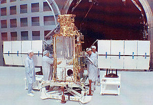 STEX (Space Technology Experiments) satellite ...