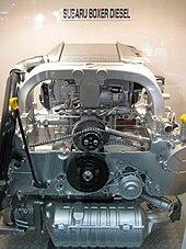 list of subaru engines wikipedia
