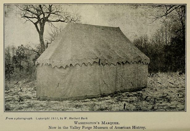 George Washington's War Tent