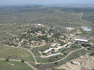 kibbutz Beit Guvrin