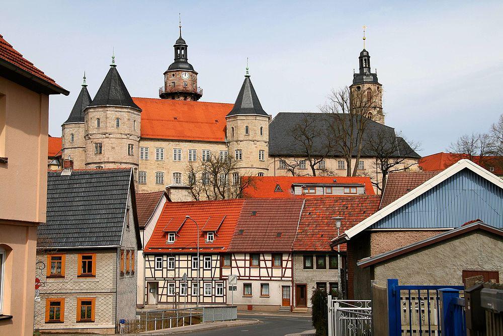 Billedresultat for Schloss Bertholdsburg