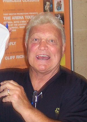 English: Bobby Hull during the NHL Tour in Not...