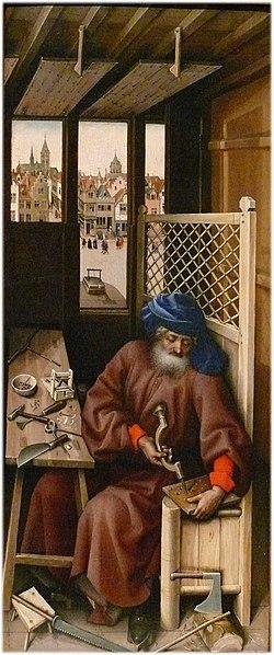 Fitxer:Campin Annunciation triptych 3.jpg