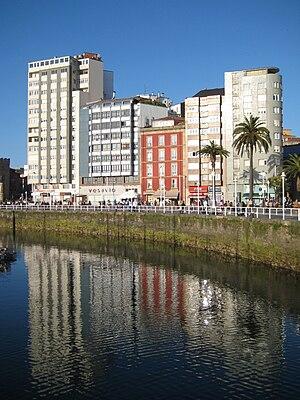 English: Gijón (Asturias, Spain)