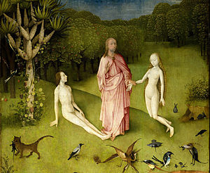 English: The Garden of Earthly Delights [detai...