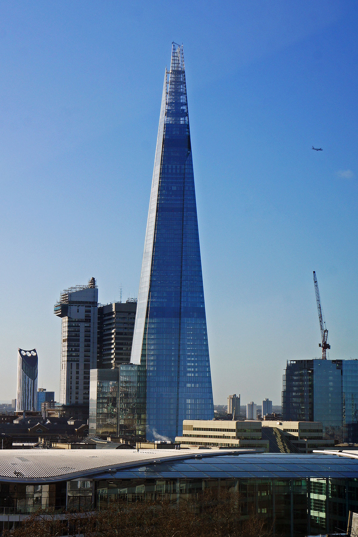 List Of Tallest Buildings In Europe By Year