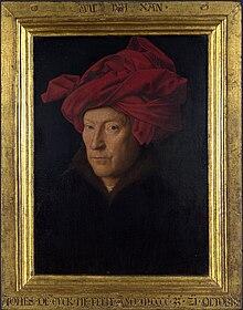Portrait of a Man in a Turban (Jan van Eyck) with frame.jpg