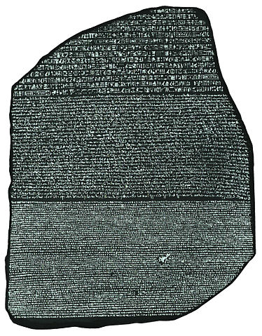 https://i2.wp.com/upload.wikimedia.org/wikipedia/commons/thumb/c/ca/Rosetta_Stone_BW.jpeg/374px-Rosetta_Stone_BW.jpeg