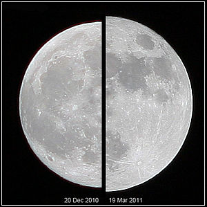 "The ""Supermoon"" of March 19, 2011 (r..."