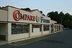 Compare Foods Supermarket at 1233 University D...