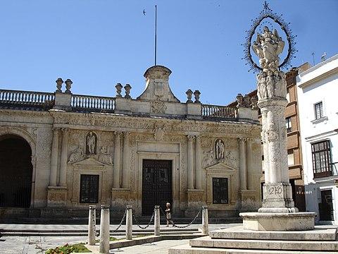 Image result for plaza de asuncion jerez s xviii