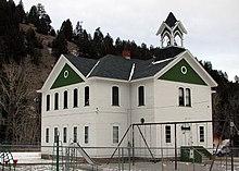 Basin Montana Wikipedia