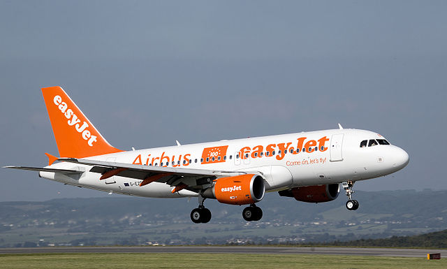 The Alicante bound plane had to be diverted to Gatwick Airport where a Teesside man and woman were taken off the plane and arrested.