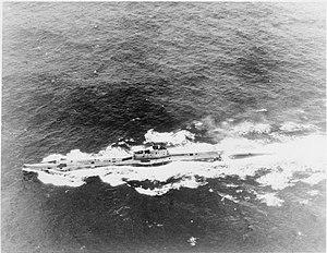 HM Submarine Triumph