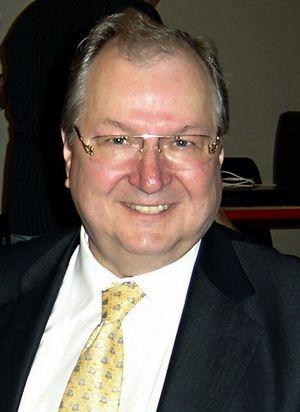 Deutsch: Heinz Buschkowsky am 11. Mai 2009 in ...
