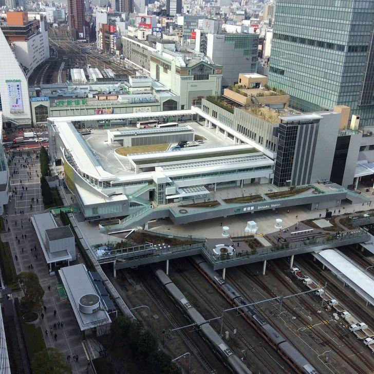 JR Shinjuku Miraina TowerB.JPG