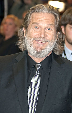 Jeff Bridges at the Premiere of True Grit at t...