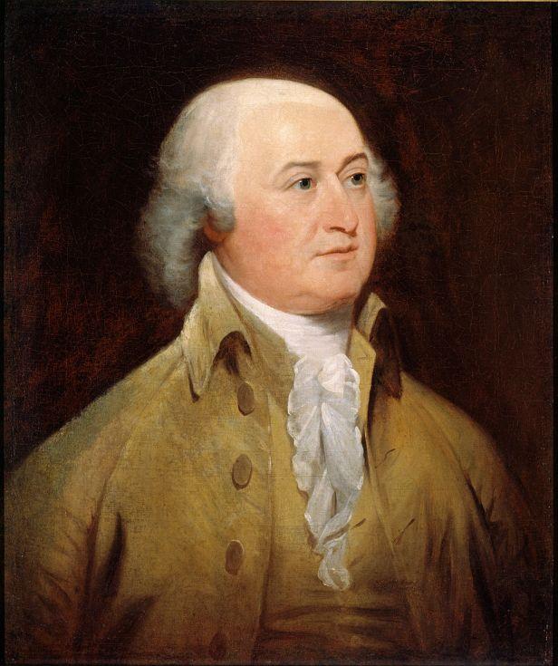 John Trumbull - John Adams - Google Art Project