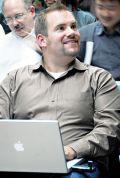 Valleywag's editor Owen Thomas blogging live a...