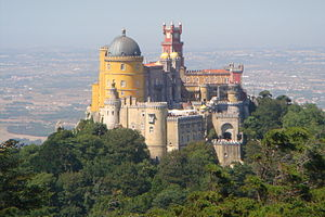 English: Pena National Palace