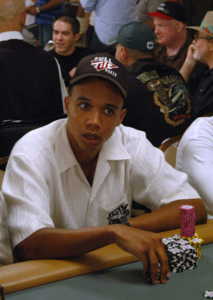 Phil Ivey in 2006 World Series of Poker - Rio ...