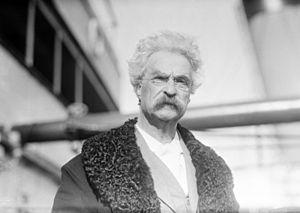 S.L. Clemens (Mark Twain)