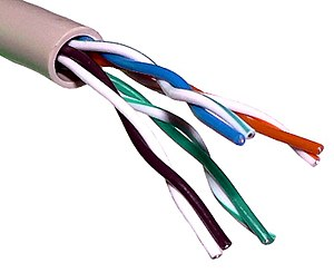 twisted pair utp cable