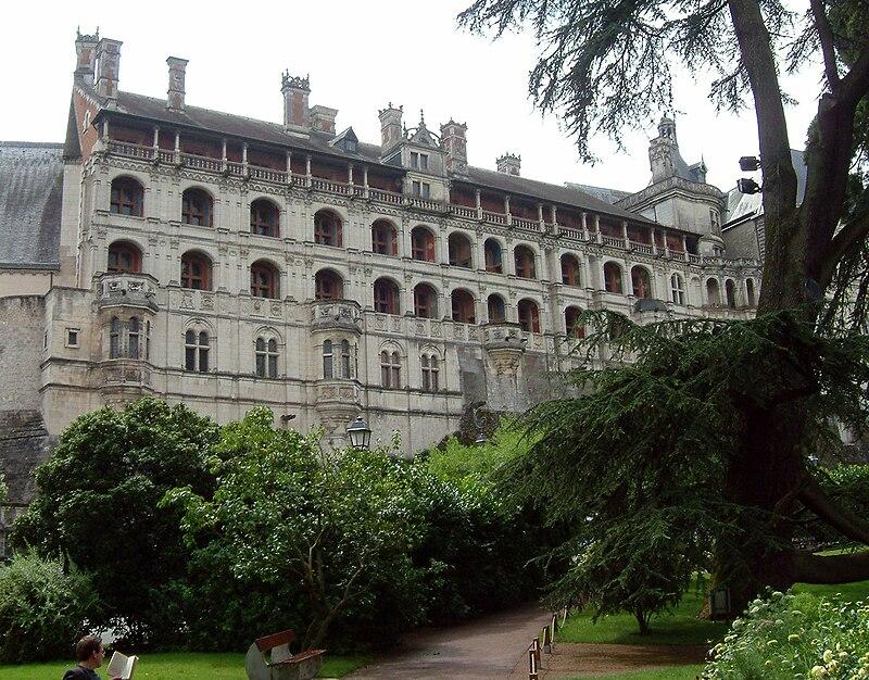 Château de Blois 11