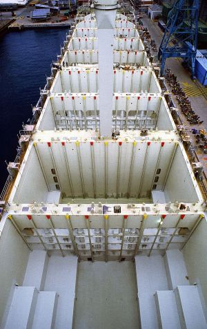 Stowage plan for container ships  Wikipedia