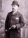 George Lusk, presidente do Comitê de Vigilância de Whitechapel.