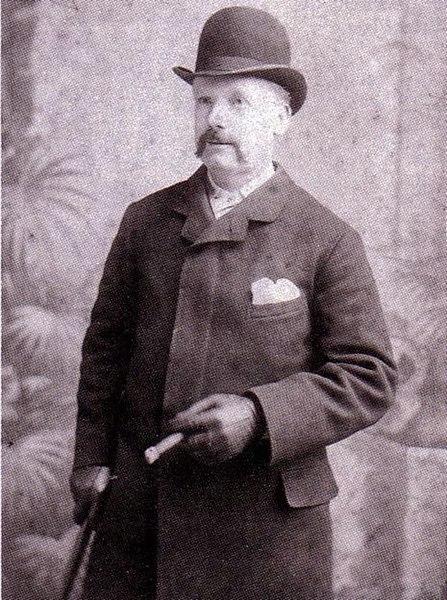 Archivo:George Lusk, President of the Whitechapel Vigilance Committee.jpg