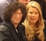 Howard Stern and Beth Ostrosky Stern